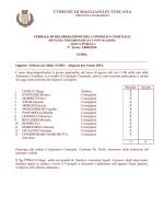 tariffe tari 2014 - Comune di Magliano in Toscana