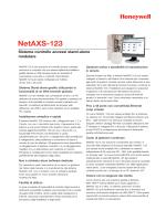 NetAXS-123 - Honeywell Security