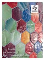 Veri Mosaici, non semplici tagli, Arte e Tradizione Millenaria