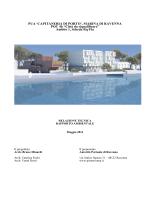 n) Relazione tecnica con Rapporto Ambientale