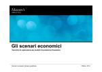 """""""Gli scenari economici"""" - Romain Lombardo"""