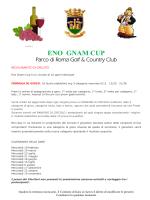 ENO GNAM CUP - GoGolf Servizi
