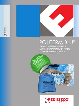 Catalogo Politerm Blu