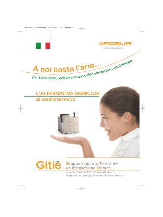 Catalogo Robur GITIE (it)