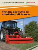 Kverneland Gamma Trinci - Attrezzature Agricole