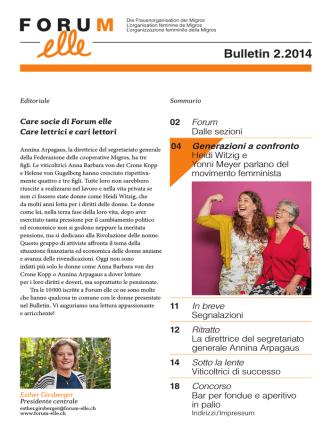 Bulletin 2/2014
