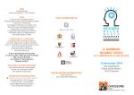 Programma Occhio della Mente 2014