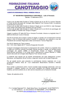 F.I.C. Comitato Regionale FVG – Stadio Nereo - canottaggio-fvg