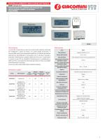 Descrizione Versioni e codici Dati tecnici K492