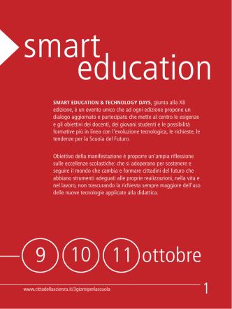 9 10 11 ottobre - Fondo Scuola Espero