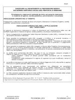 ASL BG Tariffario Dipartimento Prevenzione Medico2014