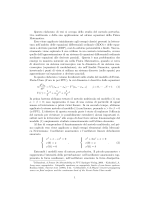 Riassunto - Dipartimento di Matematica