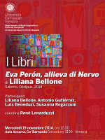 Eva Perón, allieva di Nervo