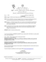 dispone barbarisi - Ambito territoriale per la provincia di Piacenza