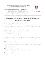 Programma annuale - Istituto Comprensivo Ferentino 1