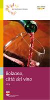 Bolzano, città del vino