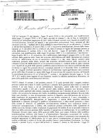 Decreto MEF Garanzia Stato e Relazione Illustrativa
