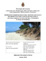 Relazione generale - Provincia di Livorno