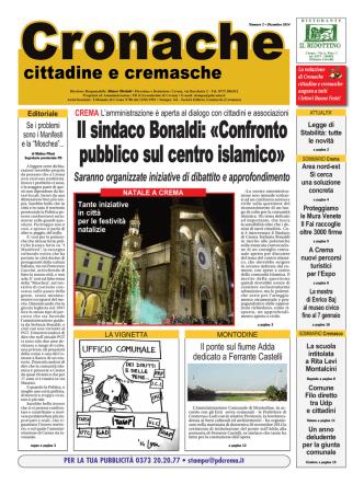 201412 – cronache cittadine e cremasche 2