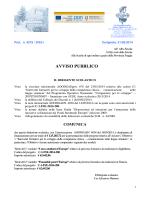 Avviso pubblico bando 676 PON FSE C1