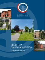 Gentile Signora, - Fondazione Casa di Riposo di Ponte San Pietro