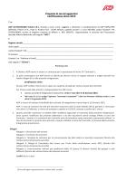 Proposta di servizi aggiuntivi Certificazione Unica 2015 Tra ADP