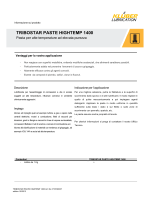 tribostar paste hightemp 1400 - Catalogo