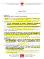 Sintesi del Rapporto - Autonome Provinz Südtirol