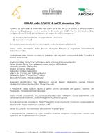 Verbale consulta 25.11.2014