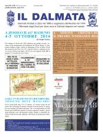 Il Dalmata n. 84 - Adriatico Unisce
