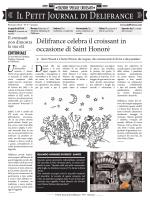 Il Petit Journal di Delifrance
