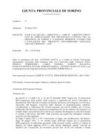 303-14379/2014 - Provincia di Torino