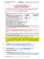 Checklist borse annuali