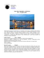 UNGHERIA Bud Debrecen 25-31 agosto 2014 I ET