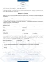 modulo PDF - IDB Intermarket Diamond Business