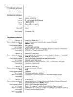 Cristina Bonaglia - Fondazione Alma Mater