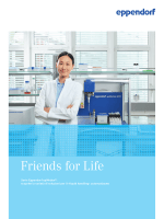 Brochure – Friends for Life