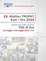 19. Walther Trophy Auer | ora 2014 TSN di ora