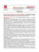 Newsletter giugno 2014 (123.72 KB)