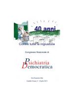 """""""Contro tutte le ingiustizie"""" - pdf (Napoli, 4 e 5 aprile 2014)"""