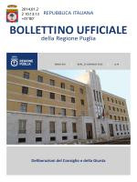Bollettino n° 9 pubblicato il 22-01-2014