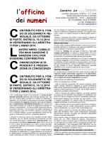 Circolare nr. 10/2014 - Studio Associato di Consulenza del Lavoro