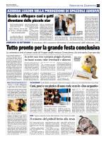 """""""Il Giornale di Monza"""" del 16 settembre 2014"""