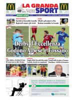 N° 25 – La Granda Sport del 15/09/2014