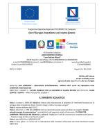Bando selezione studenti POR CAMPANIA-FSEO4-2013-302