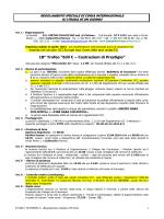 """18° Trofeo """"Edil C – Costruzioni di Prestigio"""""""