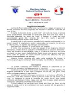 GTP 2014 doc - CAI Sezione di Caserta