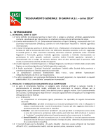 regolamento generale fasi 2014 - Federazione Arrampicata Sportiva