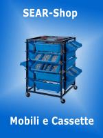mobili e cassette - SEAR-Shop
