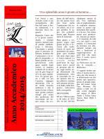 Anno Accademico 2014/2015